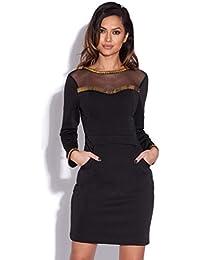 Amazon.co.uk  Vestry - Dresses   Women  Clothing a5f1d31b4
