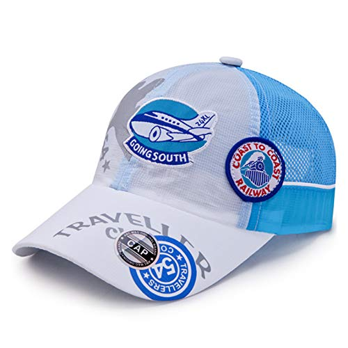 WYKDA 1~3 Jahre Alten Kinder Baseball Caps Hut Kids A Baseball Hats mit Mesh Vintage kaufen Usa Cap Babygirl Z-6514 - Usa-mesh-hut