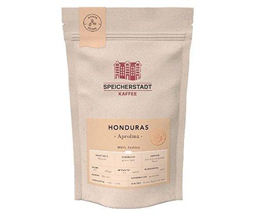 Honduras Aprolma - Speicherstadt Kaffee 250g in Bohnen