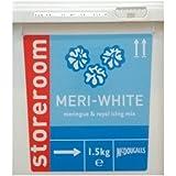 McDougall Meri - Blanc Meringue et glaçage royal Mix 1,5 kg
