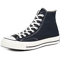 Converse Dames Taylor Chuck 70 Hi Lage Sneakers Zwart, Zwart, Egret, 4.5 UK