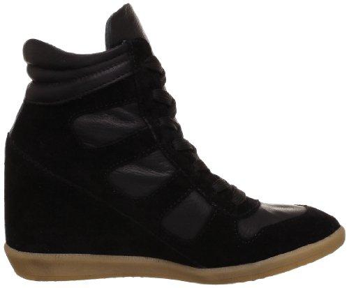 Jonak 264-Douveti, Baskets mode femmes Noir