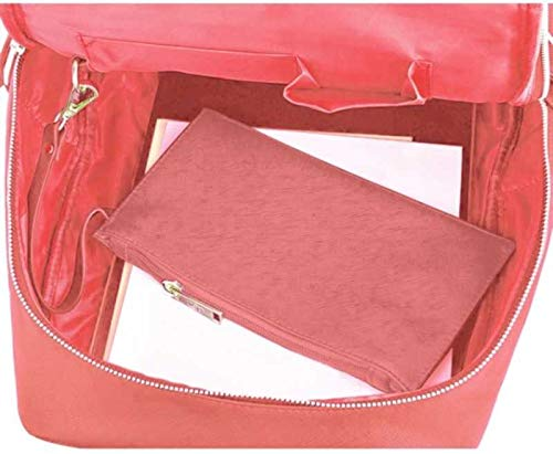 Best college bags flipkart in India 2020 JSPM® Women BackPack With Beautiul Peach Color Casual Backpak (SP-0290 Peach) Image 4