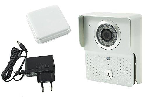 Videoportero timbre inalámbrico WiFi compatible smartphone