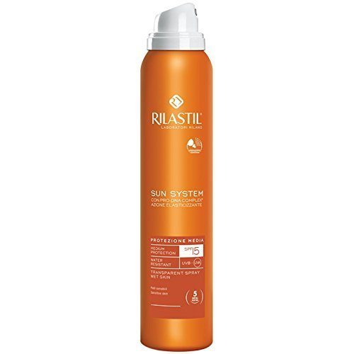 Rilastil sun sys ppt 15 transparent - 200 ml