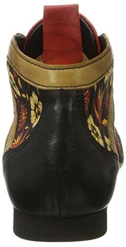 Think! Damen Guad Desert Boots Mehrfarbig (Sz/Kombi 09)
