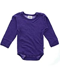 CELAVI Baby-Mädchen Bluse Body L/Sl-Coloured Wool