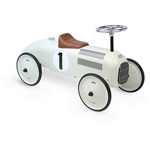 Vilac 1102  - Correpasillo coche vintage, color crema