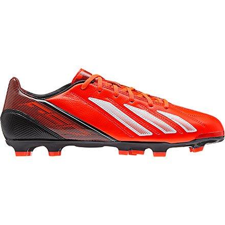 adidas F30 Trx Fg Lea, Herren Fußballschuhe rot - ROSSO/BIA