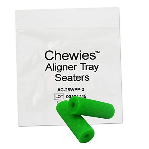 Aligner Chewies 2 Stück ~ Grün / Minze -