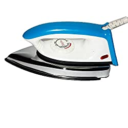 Eashan Power,EPS-75B, 750 watt,Stylo Light weight Electric Dry Iron(Blue & White)