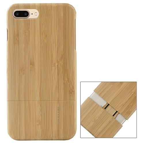 YAN Für iPhone 7 Plus Vertical Flip Sapele Wooden Schutzmaßnahmen zurück Fall ( SKU : IP7P2130C ) IP7P2130E