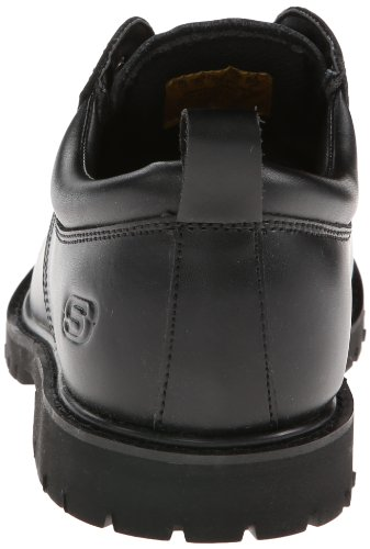 Para O Trabalho Preto Em Trabalho Álamo Antiderrapante Skechers Sapato 77019 Fribble dwqCd1n5