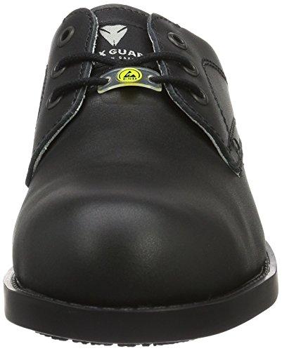 Maxguard - G303, Scarpe antinfortunistiche Unisex – Adulto Nero (nero)