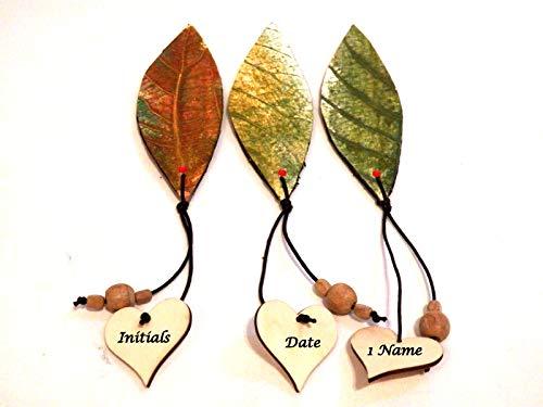 Set 3 segnalibri, Preferiti personalizzati, Segnalibro personalizzato, Accessori per libri, Amore del libro, Ringraziamento regalo, Nome segnalibro, Regalo di graduazione