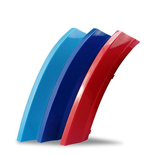 For X5E703D griglia anteriore Trim striscia griglia di Motorsport decorazione adesivi