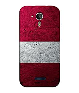PrintVisa Designer Back Case Cover for Micromax Canvas Magnus A117 :: Micromax A117 Canvas Magnus (Redish Design Sheet Velvate Wallpaper)