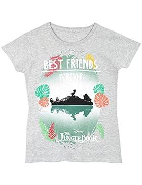 Disney El Libro De La Selva - Camiseta de manga corta - Disney Jungle Book - para niña