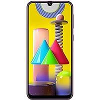 هاتف سامسونج جالكسي ام 31 ثنائي شرائح الاتصال، ذاكرة رام 6 جيجا - الجيل الرابع ال تي اي