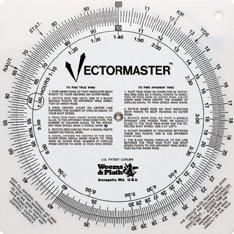Weems & Plath Marine Navigation Vectormaster Circular Slide Rule and Navigation Tool