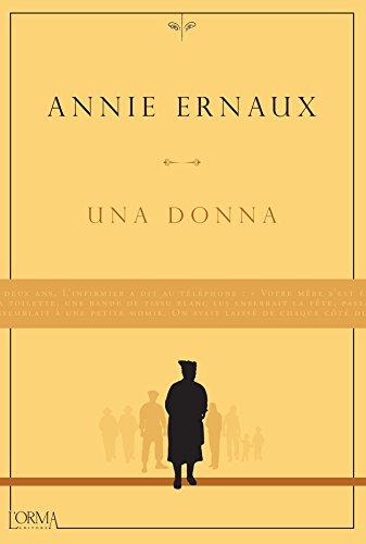 Una donna (Italian Edition)