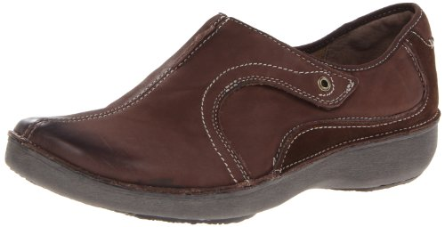 Clarks onda percorso Slip-on Loafer Brown