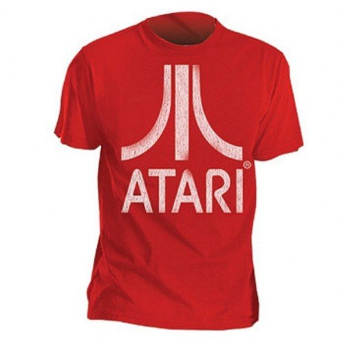 coole-fun-t-shirts-atari-t-shirt-homme-rouge-s