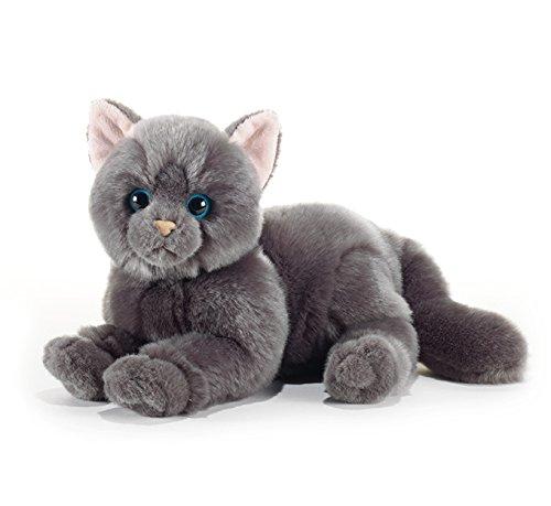 "Plush & Company Plush & Company15850 32 cm ""Cat Mignonne Chartreux Cat Certosino"" Plush Toy"