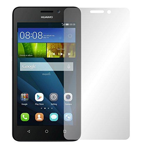4 x Slabo Displayschutzfolie Huawei Y635 Displayschutz Schutzfolie Folie