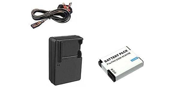 Top-MAX ® DMW-BCM13 Batería Panasonic DMC-TZ60 TZ61 DMC-TZ70 DMC-TZ71 Lumix DMC