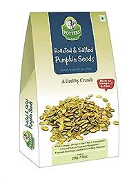 Organic Nation True Elements Roasted Pumpkin Seeds (Unsalted)