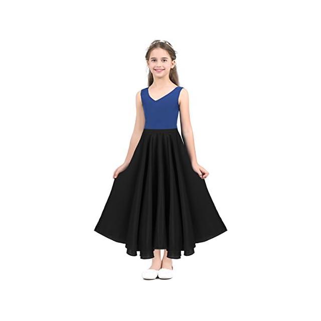 93a087588d80f4 TIA LONDON Kids Enfants Filles Femme Jupe Longue 7/8 9/10 11/12 13 Ans