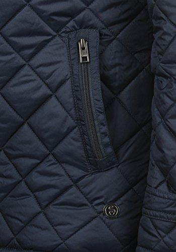 !Solid Safi Herren Steppjacke Übergangsjacke Jacke Mit Stehkragen, Größe:S, Farbe:Insignia Blue (1991) - 5