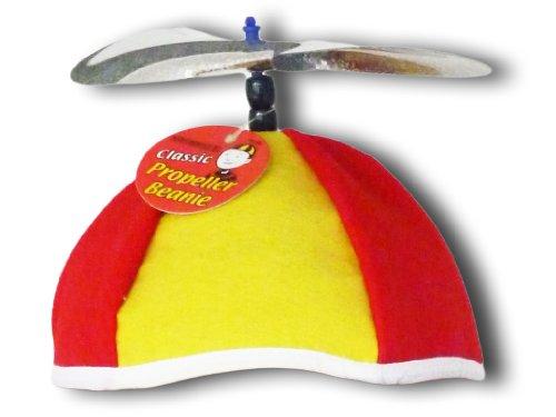 KLANG 99830 Propellermütze Propeller Beanie (Beanie Mit Propeller)