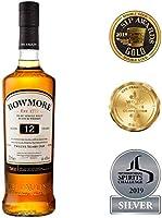 Bowmore 12 Jahre, Single Malt Scotch Whisky (1 x 700 ml)