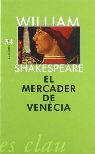 El mercader de Venècia (Llibres Clau) por William Shakespeare