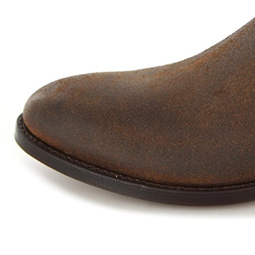 Tony Mora Stiefelette 1212 Chelsea Boots (in verschiedenen Farben) Serraje Tabaco