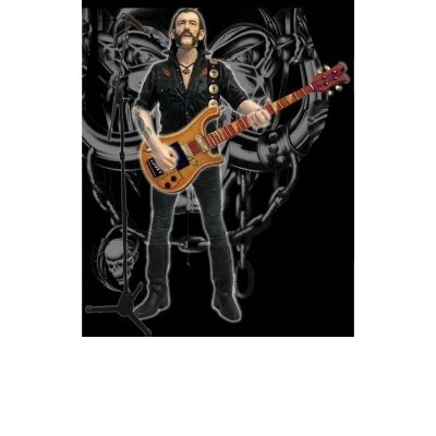 Motörhead Lemmy Kilmister 16 cm Figure [Edizione : Germania]