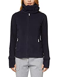 Bench Damen Sweatjacke Funnel Fleece