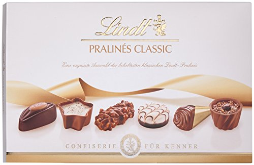 Lindt & Sprüngli Pralines Classic, 1er Pack (1 x 200 g)