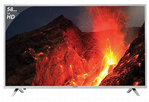 Panasonic 147 cm (58 Inches) Full HD LED TV TH-58D300DX (Gray) (2016 model)