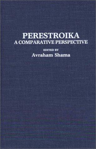 Perestroika: A Comparative Perspective