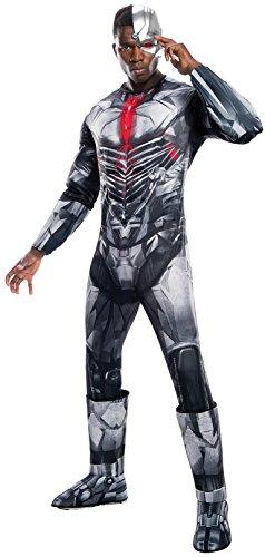 ke-up Party Kleidung Festival Fasching Karneval Cosplay Maskerade Cyborg Kostuem (Cyborg Erwachsene Kostüme)