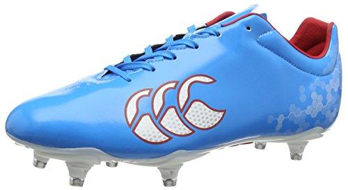 Canterbury Speed Club 6 Stud - Rugby uomo Blu (Blue (A60))