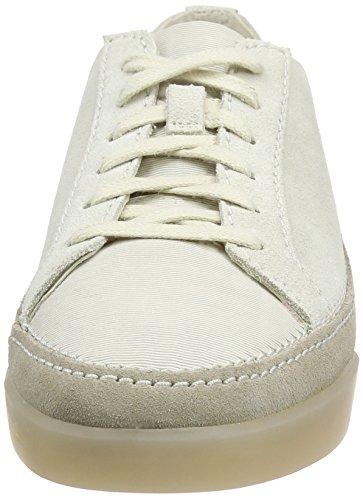 Clarks Damen Hidi Holly Sneakers Weiß (White Combi)