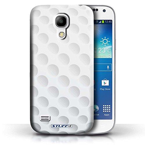 Coque en plastique pour Samsung Galaxy S4 Mini Collection Balle Sportif - Football américain Golf