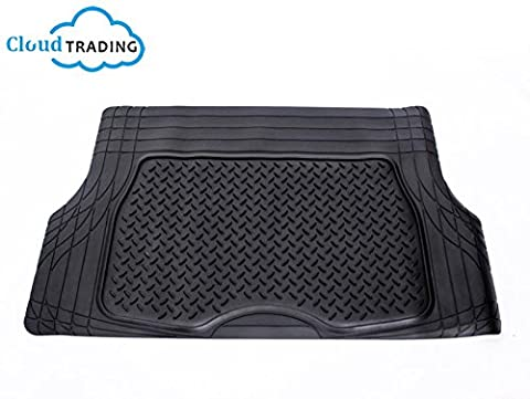 LEXUS GS ALL YEARS Rubber Boot Liner Trunk Mat Protector