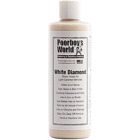 Poorboy's World WD16 White Diamond Auto (Whites Detergente)