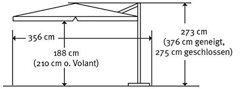 Ampelschirm - Schneider - 782-02