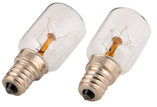 Salt Lamp Pigmy Bulb 15 Watts E14 - Set of...